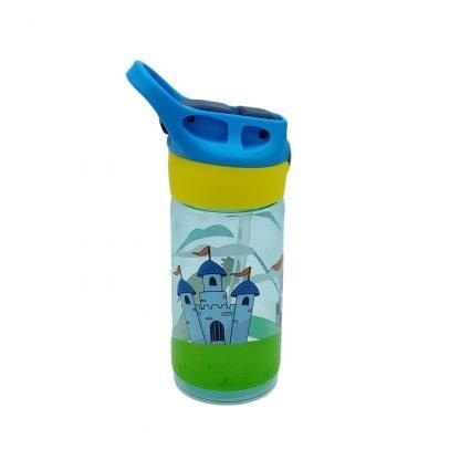 botella con boquilla para colegio principe
