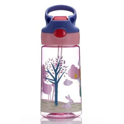 botella infantil antigoteo de tritan