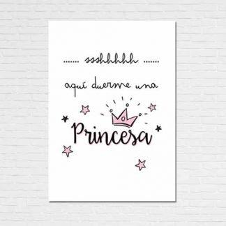 lamina_personalizada_aqui_duerme_una_princesa_JanaBanana