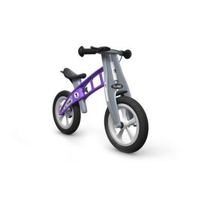 bici para niña violeta sin pedales janabanana