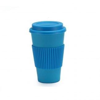 vaso bambu cafe azul