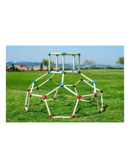 estructura-dome-climber-columpio-para-niños
