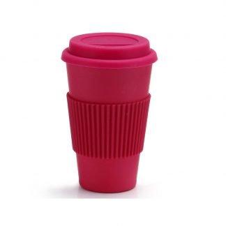 vaso bambu cafe rosa