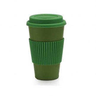 vaso bambu cafe verde