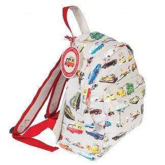 mochila infantil transportes rex london janabanana