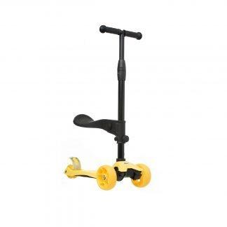 patinete-con-asiento-amarillo