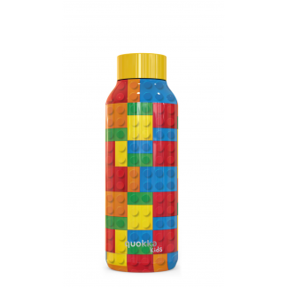quokka-kids-botella-termo-solid-color-bricks-510-ml