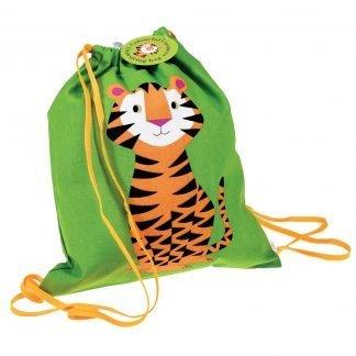 bolsa saquito guarderia tigre
