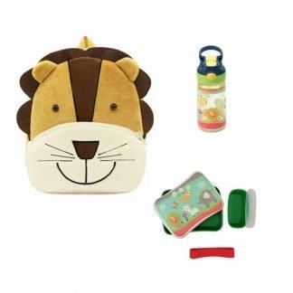 pack vuelta al cole leon personalizado
