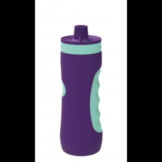Botella Plástico Deporte Aqua Violet 680 ml