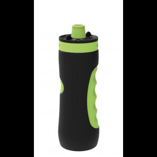 Botella Plástico Deporte Black Lime 680 ml