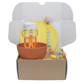regalos-para-bebes-pack-monkey-orange-JanaBanana