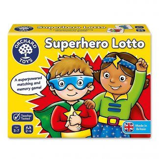 juego-mesa-superhero-lotto-Orchard-toys