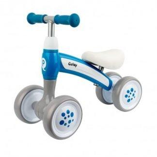 Correpasillos Bebe o Bicicleta sin pedales Azul y Blanco