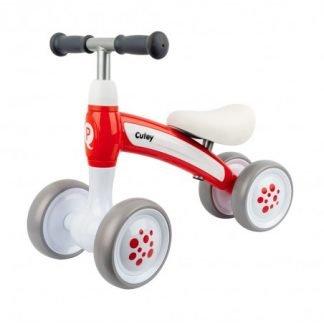 Correpasillos Bebe o Bicicleta sin pedales Rojo