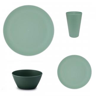 Vajilla-Bambu-Apta-Microondas-Verde-16-Piezas-JanaBanana