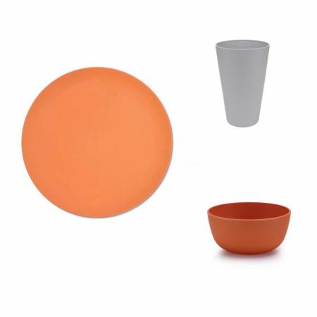 Vajilla-Bambu-Apta-Microondas-Naranja-12-Piezas-JanaBanana