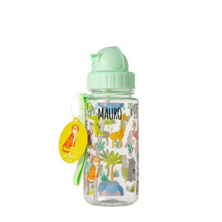 botella safari mint personalizada JanaBanana