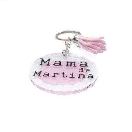 llavero personalizado mama de JanaBanana 3