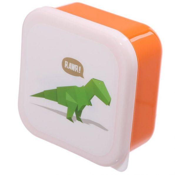 3 Cajas Almuerzo Dinosaurios 2
