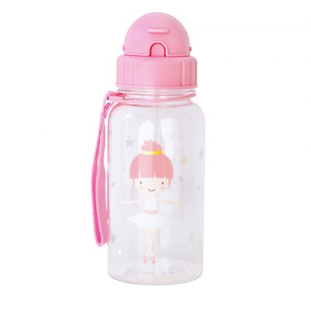 Botella Plastico Bailarina Tutete JanaBanana