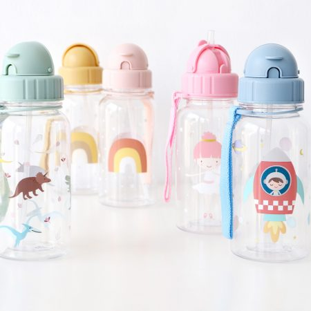 Botella Plastico Espacio Tutete JanaBanana 3