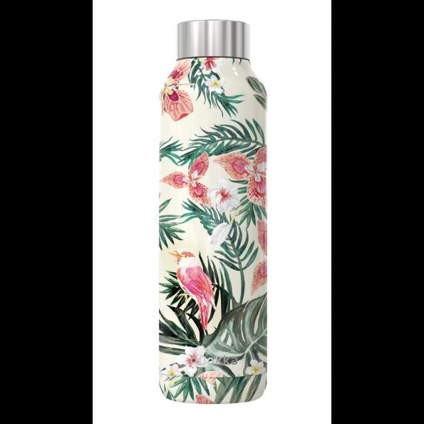 botella acero termica jungle flora 630 ml