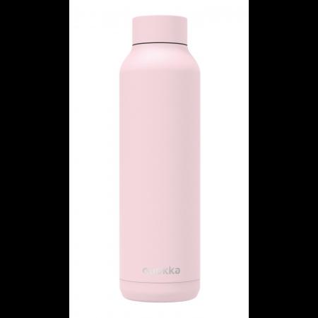 botella acero termica quartz pink powder 630 ml
