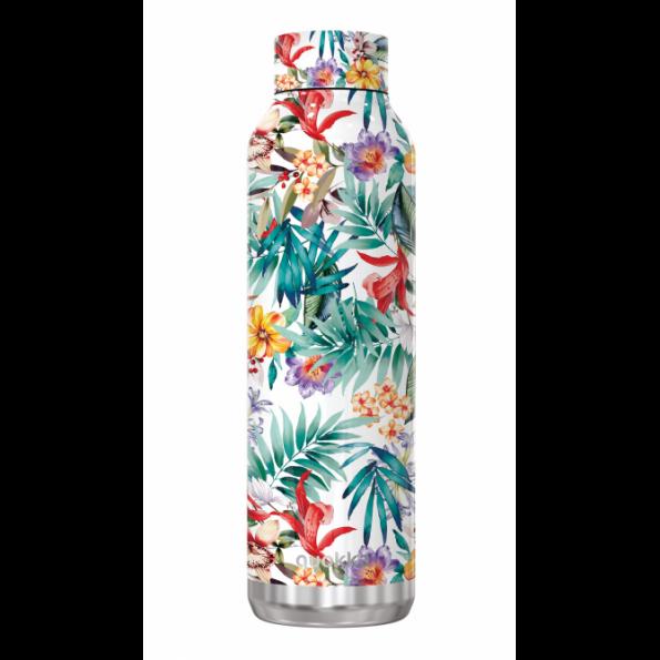 botella acero termica solid orchid garden 630 ml
