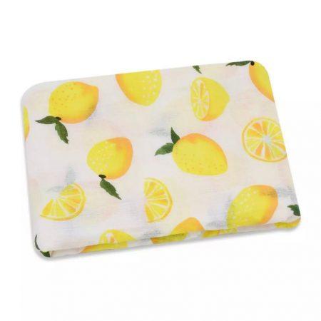 muselina algodon limones JanaBanana