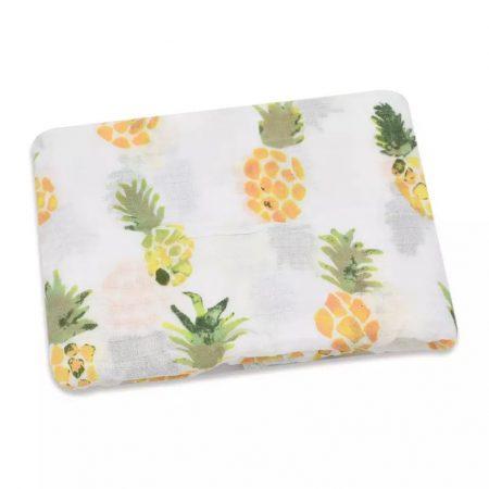 muselina algodon pineapple JanaBanana