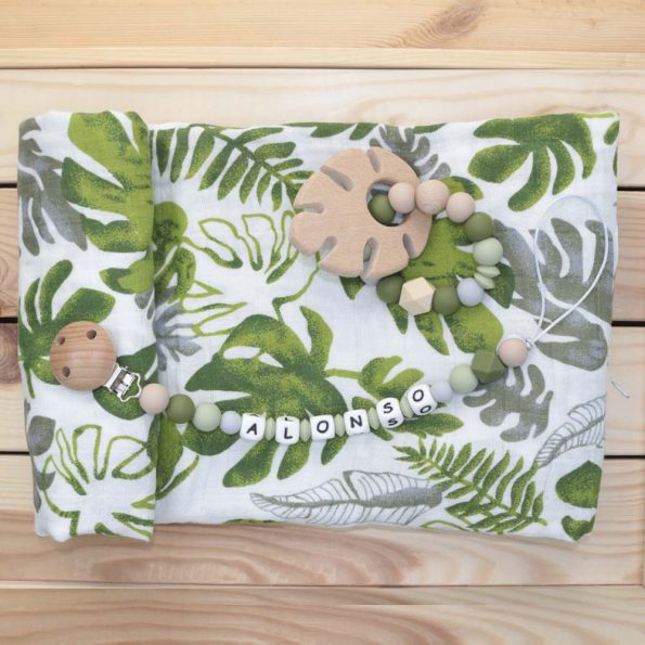 pack regalo bebe tropical JanaBanana 2