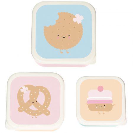 3 Cajas Almuerzo Cookie