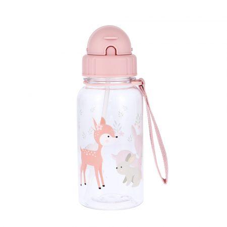 Botella Plastico Sweet Deer Personalizable Tutete JanaBanana