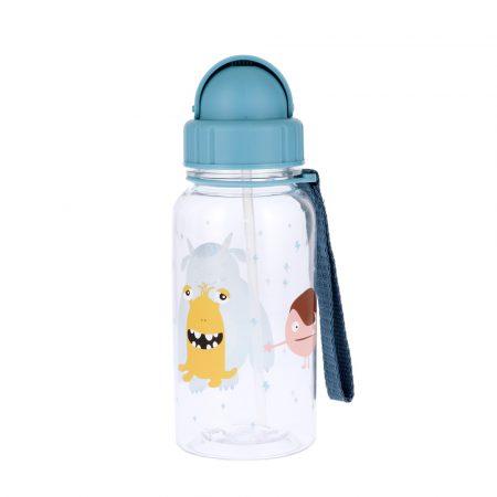 Botella plastico little monsters personalizable Tutete JanaBanana 2