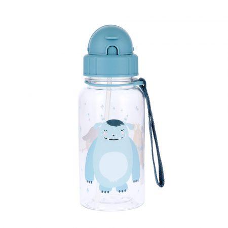 Botella plastico little monsters personalizable Tutete JanaBanana