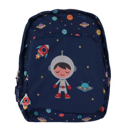 mochila escolar grande espacio personalizable JanaBanana 2