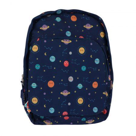 mochila escolar grande espacio personalizable JanaBanana
