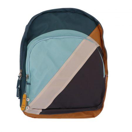 mochila escolar grande stripes personalizable JanaBanana