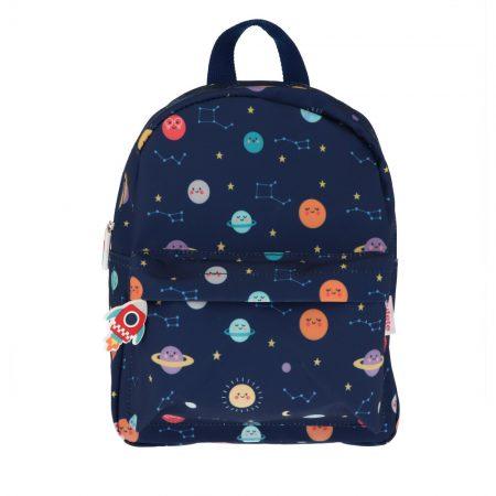 mochila infantil personalizable espacio Tutete JanaBanana