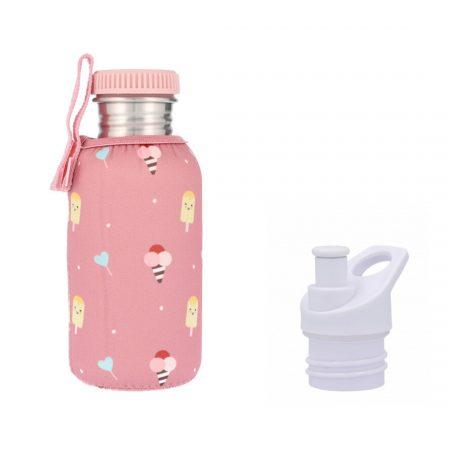 botella acero con funda sugary personalizable 500ml janabanana