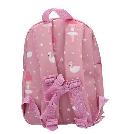 mochila infantil personalizable bailarina Tutete JanaBanana 2