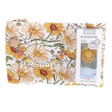 pack regalo bebe sunflower JanaBanana