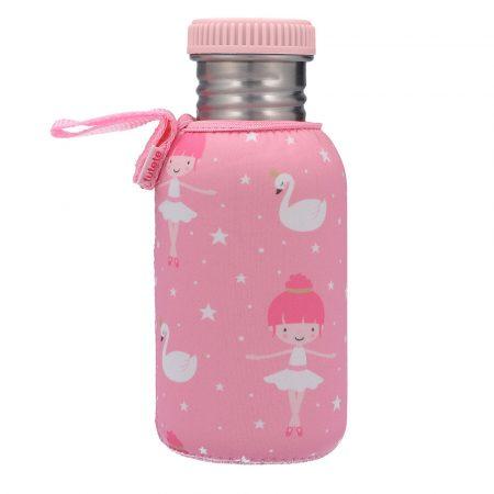 Botella Acero con Funda Bailarina Personalizable 500ml