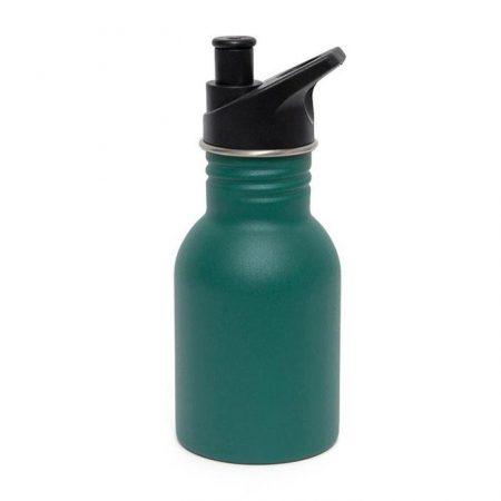 Botella acero Pine Green petit monkey JanaBanana