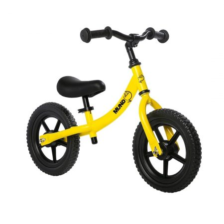 Bicicleta Aprendizaje Sin Pedales Starter Yellow Mundo Petit JanaBanana