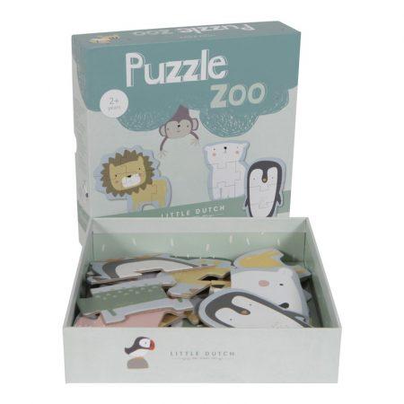 Puzzle Zoo Little Dutch JanaBanana 2